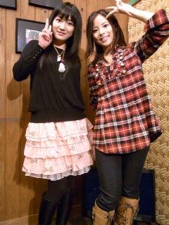 新谷良子オフィシャルblog 「はぴすま☆だいありー♪」 Powered by Ameba-azusaさんと♪