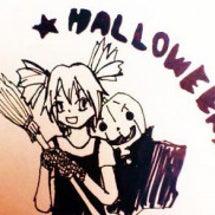 【絵】ハロウィンだか…