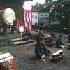 大仁秋祭その二天城連峰太鼓の画像