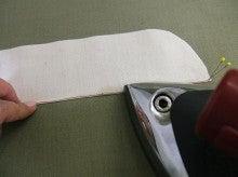 ヒロアミーの日記-三つ巻縫いアイロン