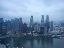 香るLeoな毎日-自分巨大化計画 in シンガポール