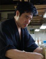 清水焼伝統工芸士 伊藤南山