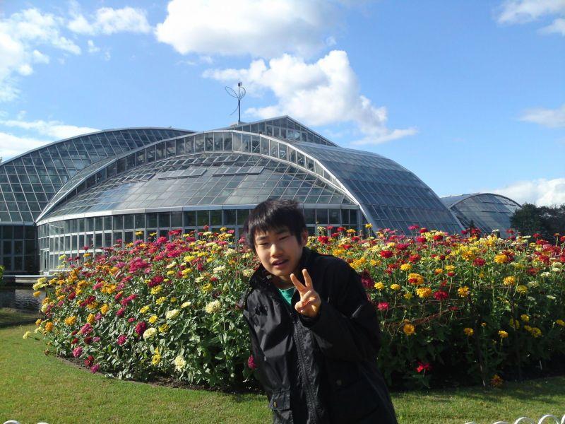 ふくたのログブー-府立植物園①
