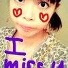 I miss u☆の画像