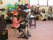 ピアノショップ沼津イベントレポート-冬パーティー 生徒演奏