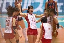 Shot!-女子バレー日本代表20101144