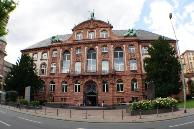 Senckenberg Naturmuseum ゼンケンベルグ自然博物館
