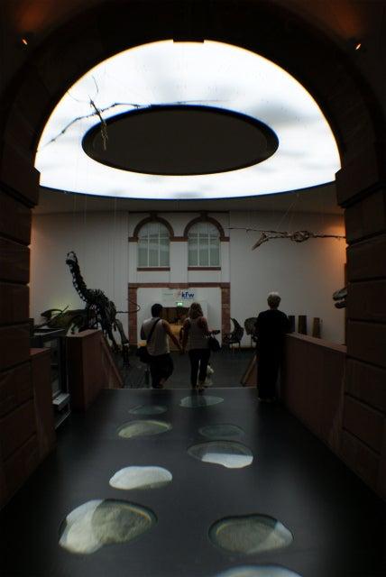 ドイツ旅行記@ゼンケンベルグ自然博物館内部