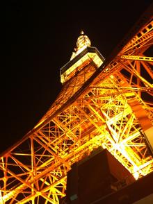 ちょんまげ通信-東京タワー