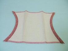 ヒロアミーの日記-ティッシュケース縫い方