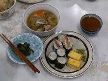 志村三太夫の日々平安・徒然日記-巻き寿司
