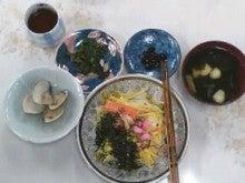 志村三太夫の日々平安・徒然日記-ちらし寿司