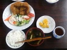 志村三太夫の日々平安・徒然日記-メンチカツ
