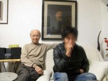 岡村靖幸君と十番パトロール | 川添象郎オフィシャルブログ