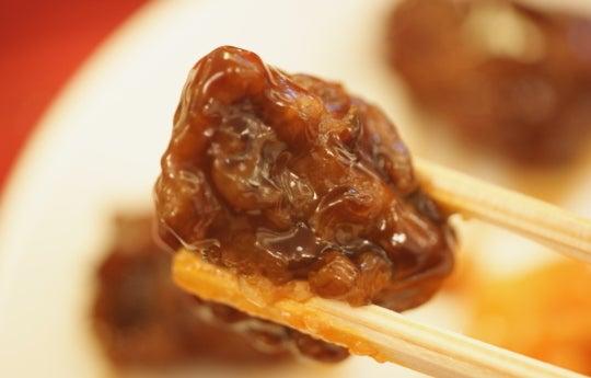 黒酢酢豚 陳健一