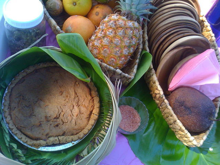 Organic life of Hawaii