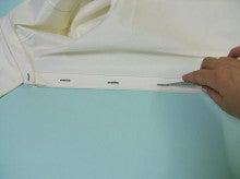 ヒロアミーの日記-ボタン 印の付け方
