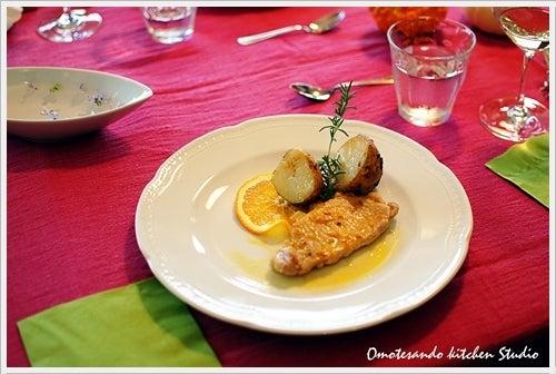 *イタリア料理紀行dalガンベロロッソ