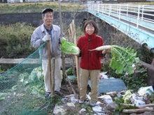 歩き人ふみの徒歩世界旅行 日本・台湾編-伊野さんの野菜