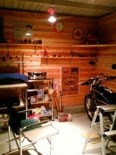 DIYガレージ作り