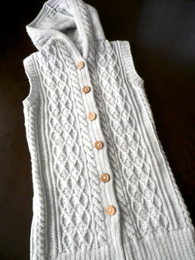 レース編み時々毛糸・一本の糸から