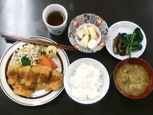 志村三太夫の日々平安・徒然日記-トンカツ