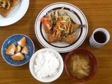 志村三太夫の日々平安・徒然日記-アジフライ
