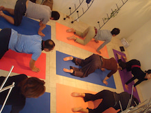 Manami's diary-yoga00