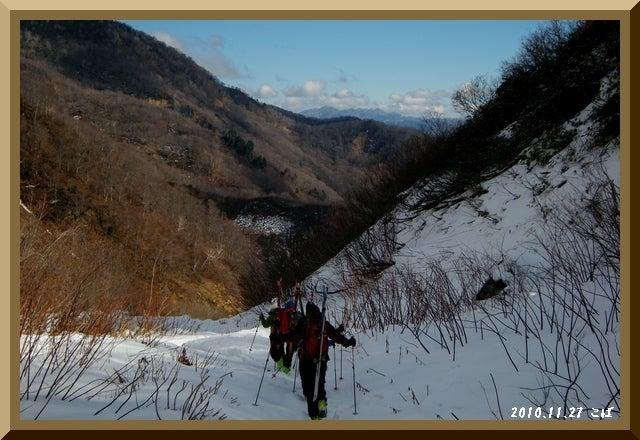ロフトで綴る山と山スキー-1127_1212