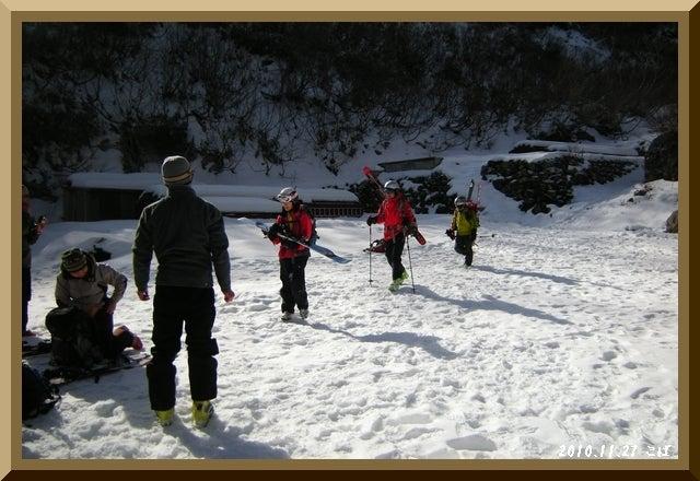 ロフトで綴る山と山スキー-1127_1116