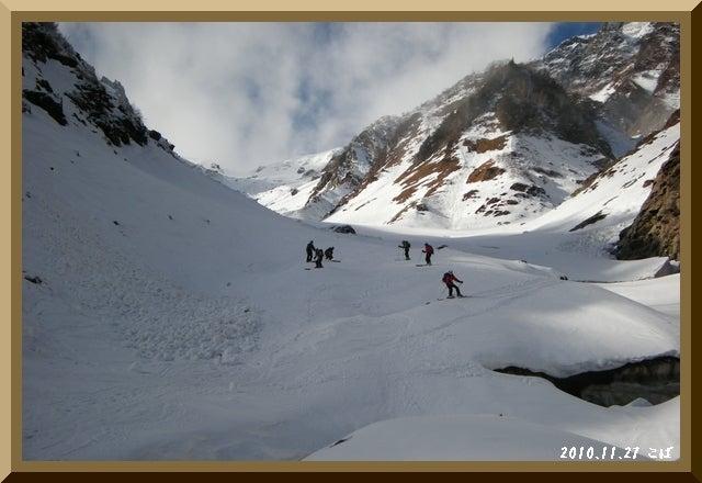 ロフトで綴る山と山スキー-1127_1058