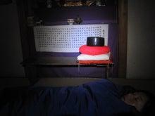 歩き人ふみの徒歩世界旅行 日本・台湾編-お堂で眠る