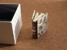 豆本・小箱 「よしの屋」
