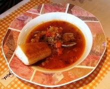 $館山直太郎のブログ-トマトベースのスープミキストラ