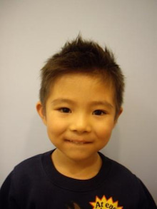 子供の髪型|キッズヘアーカタログ 2010