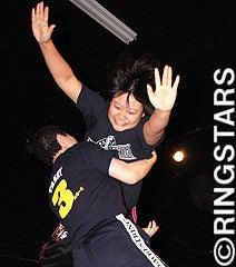 女子プロレス専門誌『RINGSTARS』-アイスリボン12・1蕨