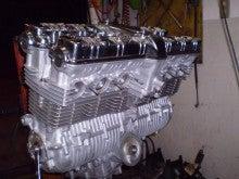 『吉光ゆーきゆーきブログ』-CBX1000で旅してみる・・・-CBX1000 エンジン