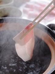 蒸し鍋しゃぶしゃぶ口福家のブログ