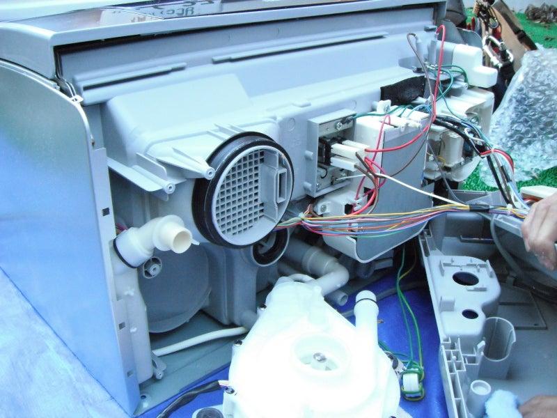 修理 - 全自動食器洗い洗浄乾燥機|記日ヤモヤモモヤモヤ日記