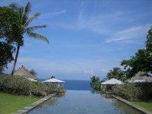 $遥香の近況日記-ホテルからの海の風景