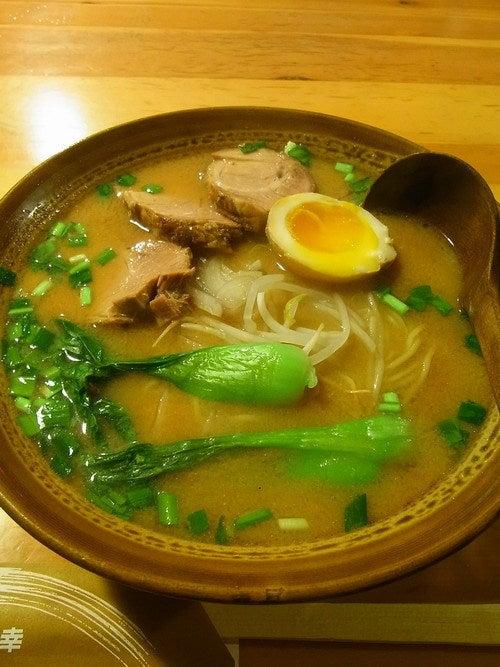 中国大連生活・観光旅行通信**-大連 連芳醤油拉麺