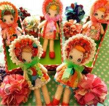 ドールファッションスクール日記-凛々文化人形