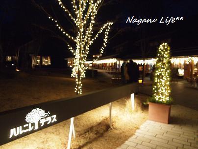 Nagano Life**-ハルニレテラス・夜