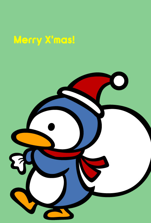lollipop cowboy works-151_penguin_santa