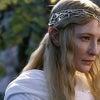 ケイト・ブランシェット ピーター・ジャクソン監督の映画「The Hobbit」2部作に出演の画像