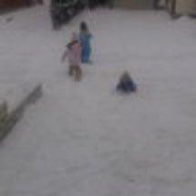 雪がスゴイ!!