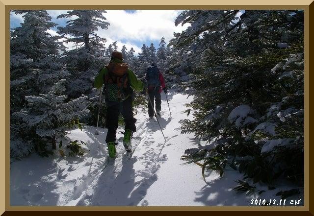 ロフトで綴る山と山スキー-1211_1137