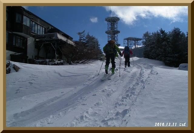ロフトで綴る山と山スキー-1211_1129