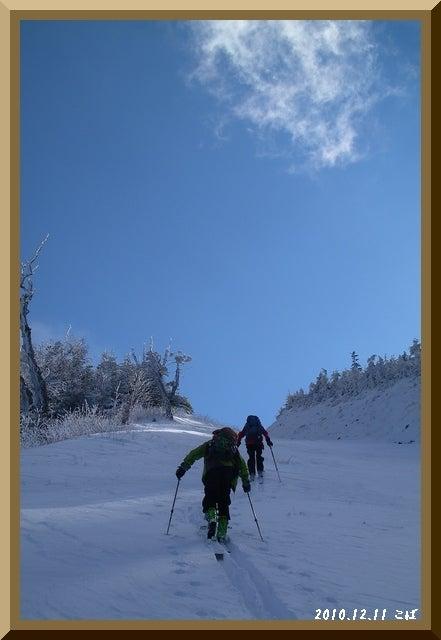 ロフトで綴る山と山スキー-1211_1119