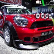 MINI WRCパリ…